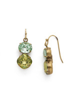 *SPECIAL ORDER** Sorrelli Happy Birthday Crystal Earrings ~ EDH67AGHB