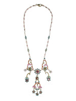 *SPECIAL ORDER** Sorrelli Happy Birthday Crystal Necklace~ NBH50AGHB