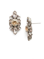 **SPECIAL ORDER**Sorrelli Satin Blush Crystal Earrings~EDT3ASSBL