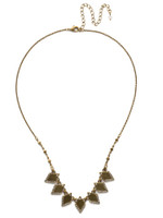 **SPECIAL ORDER**LISA OSWALD NECKLACE BY SORRELLI~NDW20AGCRY