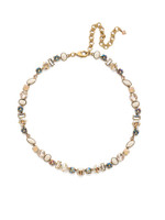 **SPECIAL ORDER**SANDSTONE NECKLACE BY SORRELLI~NDR16AGSTN