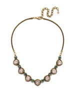 **SPECIAL ORDER**SANDSTONE NECKLACE BY SORRELLI~NDX8AGSTN
