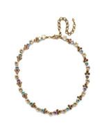 **SPECIAL ORDER**  NEUTRAL TERRITORY CRYSTAL NECKLACE BY SORRELLI~NDQ36AGNT