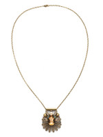 **SPECIAL ORDER**  NEUTRAL TERRITORY CRYSTAL NECKLACE BY SORRELLI~NDK25AGNT