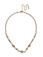 **SPECIAL ORDER**  NEUTRAL TERRITORY CRYSTAL NECKLACE BY SORRELLI~NDH26AGNT
