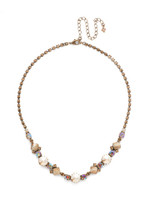 **SPECIAL ORDER**  NEUTRAL TERRITORY CRYSTAL NECKLACE BY SORRELLI~NDH7AGNT
