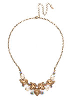 **SPECIAL ORDER**  NEUTRAL TERRITORY CRYSTAL NECKLACE BY SORRELLI~NDJ14AGNT
