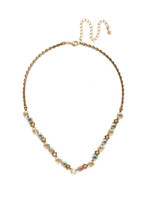 **SPECIAL ORDER**  NEUTRAL TERRITORY CRYSTAL NECKLACE BY SORRELLI~NDN36AGNT
