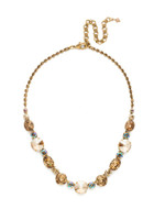 **SPECIAL ORDER**  NEUTRAL TERRITORY CRYSTAL NECKLACE BY SORRELLI~NDQ43AGNT
