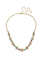 **SPECIAL ORDER**  NEUTRAL TERRITORY CRYSTAL NECKLACE BY SORRELLI~NDK14AGNT