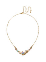 **SPECIAL ORDER**  NEUTRAL TERRITORY CRYSTAL NECKLACE BY SORRELLI~NDK16AGNT