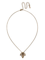 **SPECIAL ORDER**  NEUTRAL TERRITORY CRYSTAL NECKLACE BY SORRELLI~NDH22AGNT