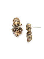 **SPECIAL ORDER** NEUTRAL TERRITORY CRYSTAL EARRINGS BY SORRELLI~EDN66AGNT