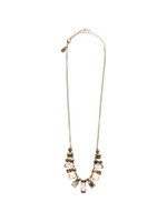 SORRELLI ANDALUSIA CRYSTAL NECKLACE~ NCG19AGAND