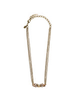 SORRELLI ANDALUSIA CRYSTAL NECKLACE ~NCE31AGAND