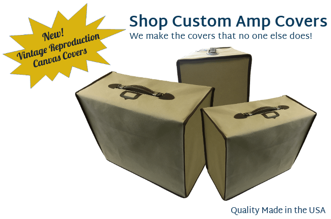 Shop Custom Amp Covers