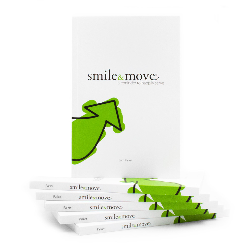 Smile & Move Book (no stickers)