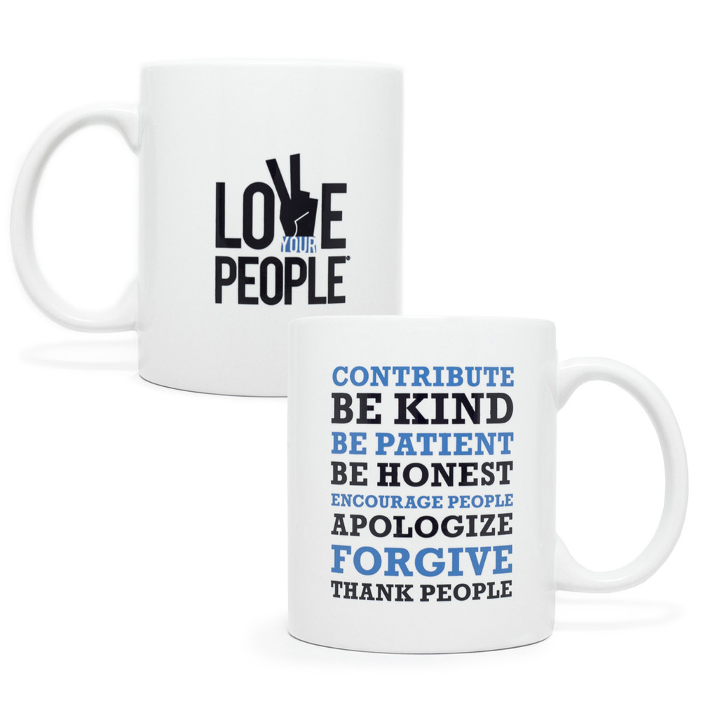 Love Your People Mug (11 oz)
