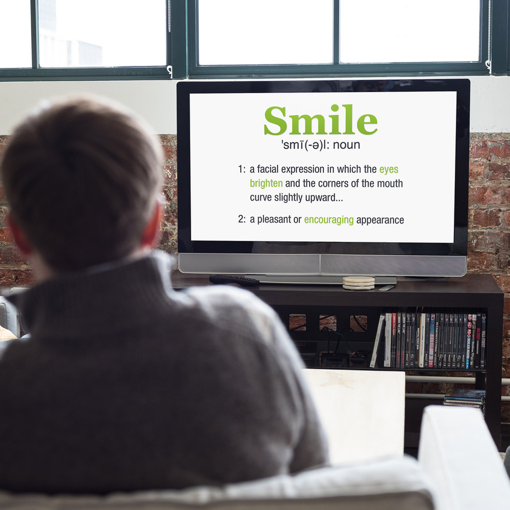 Smile & Move PowerPoint® Presentation License