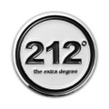 212° Golf Ball Marker (red)