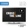 Cross The Line Video License