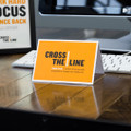 Cross The Line Cards (logo)