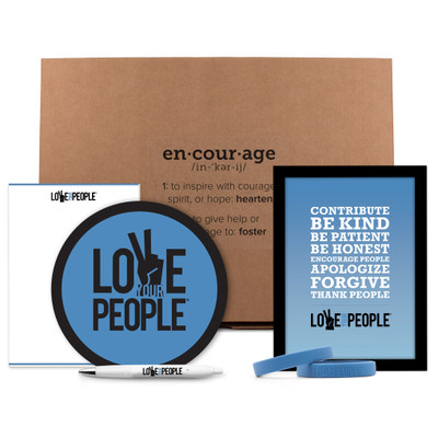 Love Your People Encouragement Pack