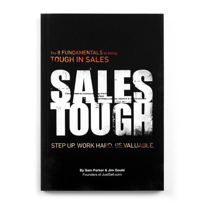 SalesTough Book (single)