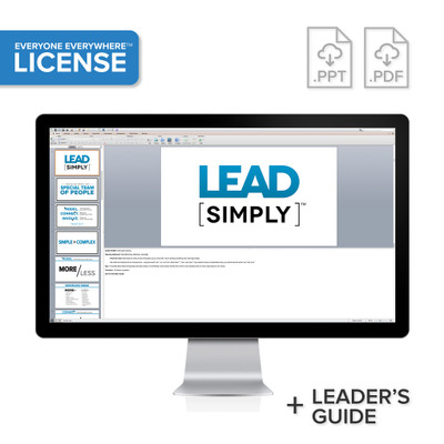 Lead Simply PowerPoint® Presentation License