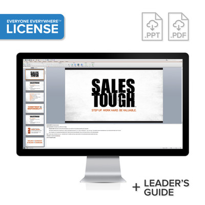 SalesTough PowerPoint® Presentation License