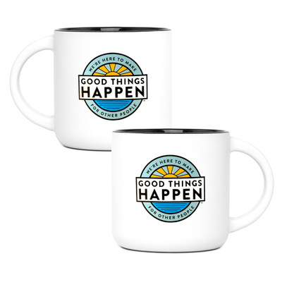 Good Things Gift Mug (14 oz) - The Traveler