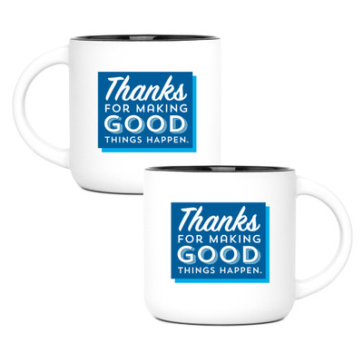 Good Things Gift Mug (14 oz) - The Campfire