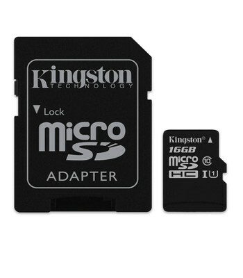 MicroSD Kingston 16 GB