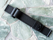 Panerai OEM Velcro Black Coramid A series, 24/24 mm standard length