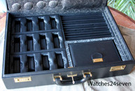 Deluxe Watch Travel Case