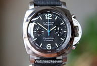 Panerai PAM 253 Luminor Regatta Flyback Special Edition 44 mm