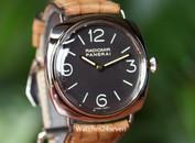 Panerai PAM 294 Radiomir Historic Special Edition of 49 Units Plexiglass & Brown Dial