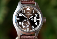 IWC St. Exupery Power Reserve Stainless Limited Edition 44mm IW32104