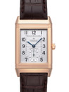 Jaeger LeCoultre Grande Reverso 976 Rose Gold Silver Dial Q3732420
