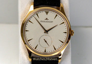 Jaeger LeCoultre Master Control Grande Ultra Thin Rose Gold Q1352420