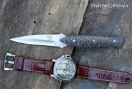 Bud Nealy Pine Cone Stinger Fixed Blade