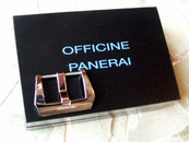 Panerai OEM Pre Vendome Style Buckle Polished  22 mm