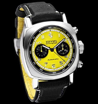 chisel with chrono products watch swiss watches steel men yellow stainless quartz grande dial