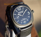 Panerai PAM 292 J Radiomir Ceramic Black Seal with Pig Logo