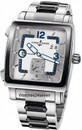 Ulysse Nardin Quadrato Dual Time on Bracelet  243-92CER-7M/601