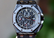 Audemars Piguet Offshore Chronograph Forged Carbon Black 44 mm