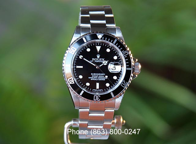 WatchNet: Luxury Time => FS ROLEX Red Seadweller, DeepSea