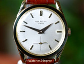 Patek Philippe Vintage Calatrava Yellow Gold 34.5 mm Ref. 2537