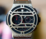 Hublot Chukker Bang Titanium Facundo Pieres LTD w Grill, 44mm