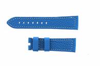 Hermes Style Preshrunk Calf 22/20mm Light Blue